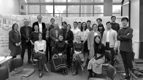 Harvard GSD final review spring 2018